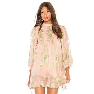 Shimmer Short Dress  HEMANT AND NANDITA Size Small